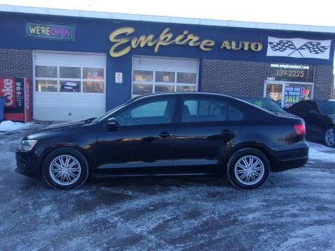 2011 Volkswagen Jetta for sale at Empire Auto Sales in Sioux Falls SD