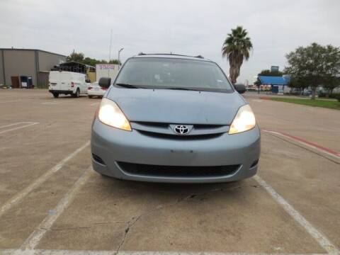 2006 Toyota Sienna for sale at MOTORS OF TEXAS in Houston TX