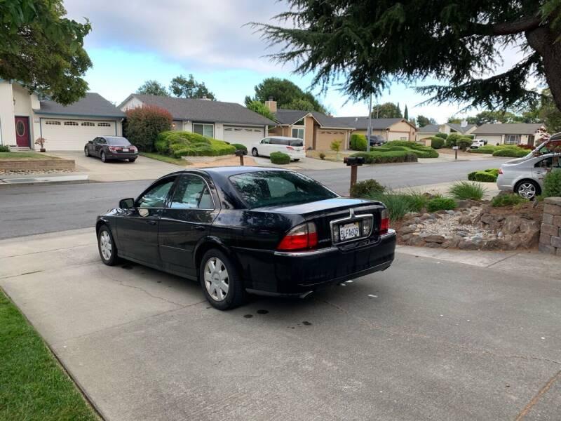 2004 Lincoln LS Luxury 4dr Sedan V6 - Fremont CA