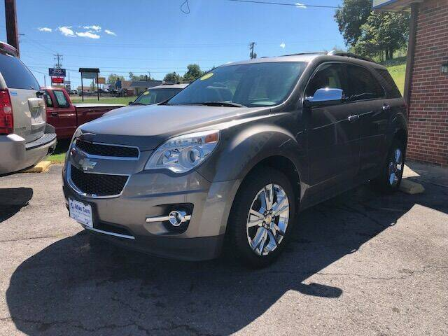 2011 Chevrolet Equinox for sale at Atlas Cars Inc. in Radcliff KY