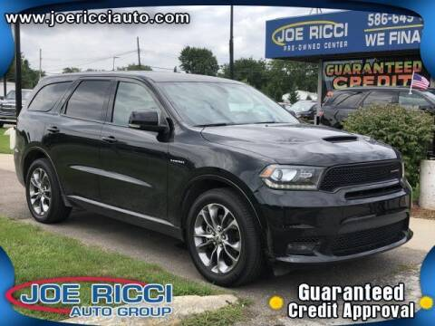 2020 Dodge Durango for sale at Mr Intellectual Cars in Shelby Township MI