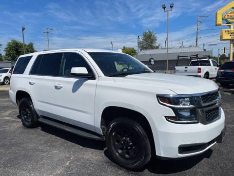 2015 Chevrolet Tahoe for sale at Figueroa Auto Sales in Joliet IL