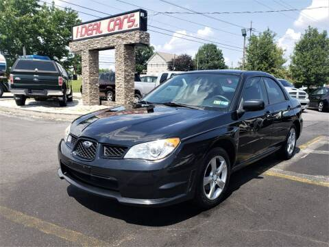 2007 Subaru Impreza for sale at I-DEAL CARS in Camp Hill PA