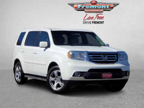 2013 Honda Pilot for sale at Rocky Mountain Commercial Trucks in Casper WY