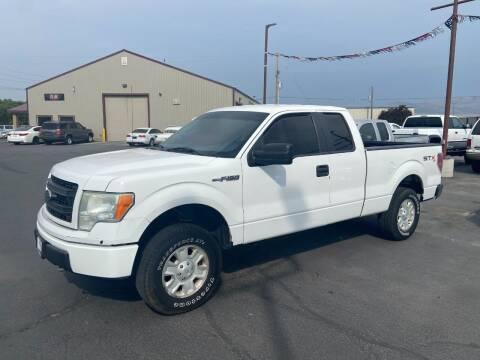 2013 Ford F-150 for sale at Auto Image Auto Sales in Pocatello ID
