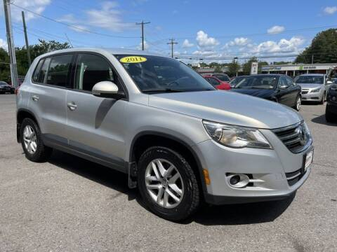 2011 Volkswagen Tiguan for sale at Matrix Autoworks in Nashua NH