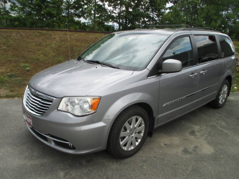 2014 Chrysler Town and Country for sale at Percy Bailey Auto Sales Inc in Gardiner ME