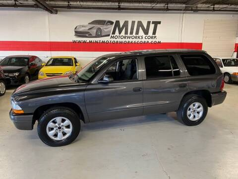 2003 Dodge Durango for sale at MINT MOTORWORKS in Addison IL