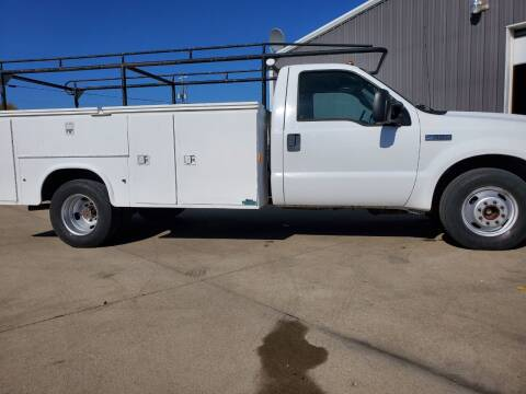 2008 Ford F-250 Super Duty for sale at The Auto Shoppe Inc. in New Vienna IA