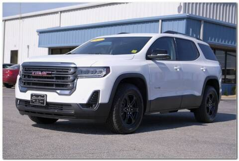 2021 GMC Acadia for sale at STRICKLAND AUTO GROUP INC in Ahoskie NC