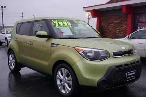 2014 Kia Soul for sale at Premium Motors in Louisville KY
