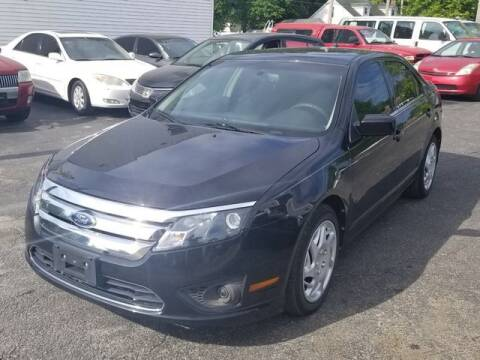 2011 Ford Fusion for sale at JC Auto Sales in Belleville IL