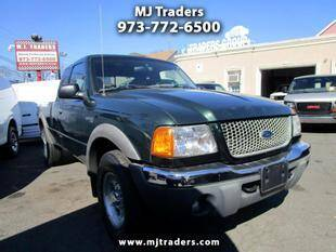 2002 Ford Ranger for sale at M J Traders Ltd. in Garfield NJ
