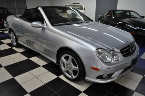 2007 Mercedes-Benz CLK for sale at Podium Auto Sales Inc in Pompano Beach FL