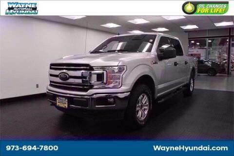 2019 Ford F-150 for sale at Wayne Hyundai in Wayne NJ