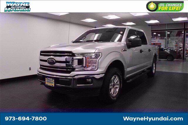 2019 Ford F-150 for sale at Wayne Hyundai in Wayne NJ