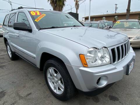 2007 Jeep Grand Cherokee for sale at North County Auto in Oceanside CA