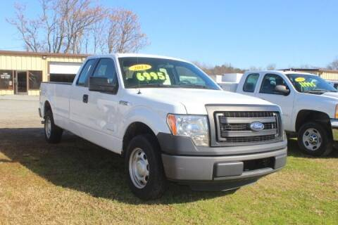 2013 Ford F-150 for sale at Vehicle Network - LEE MOTORS in Princeton NC