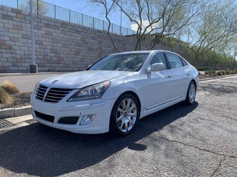 2013 Hyundai Equus for sale at AUTO HOUSE TEMPE in Tempe AZ