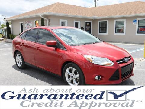 2012 Ford Focus for sale at Universal Auto Sales in Plant City FL