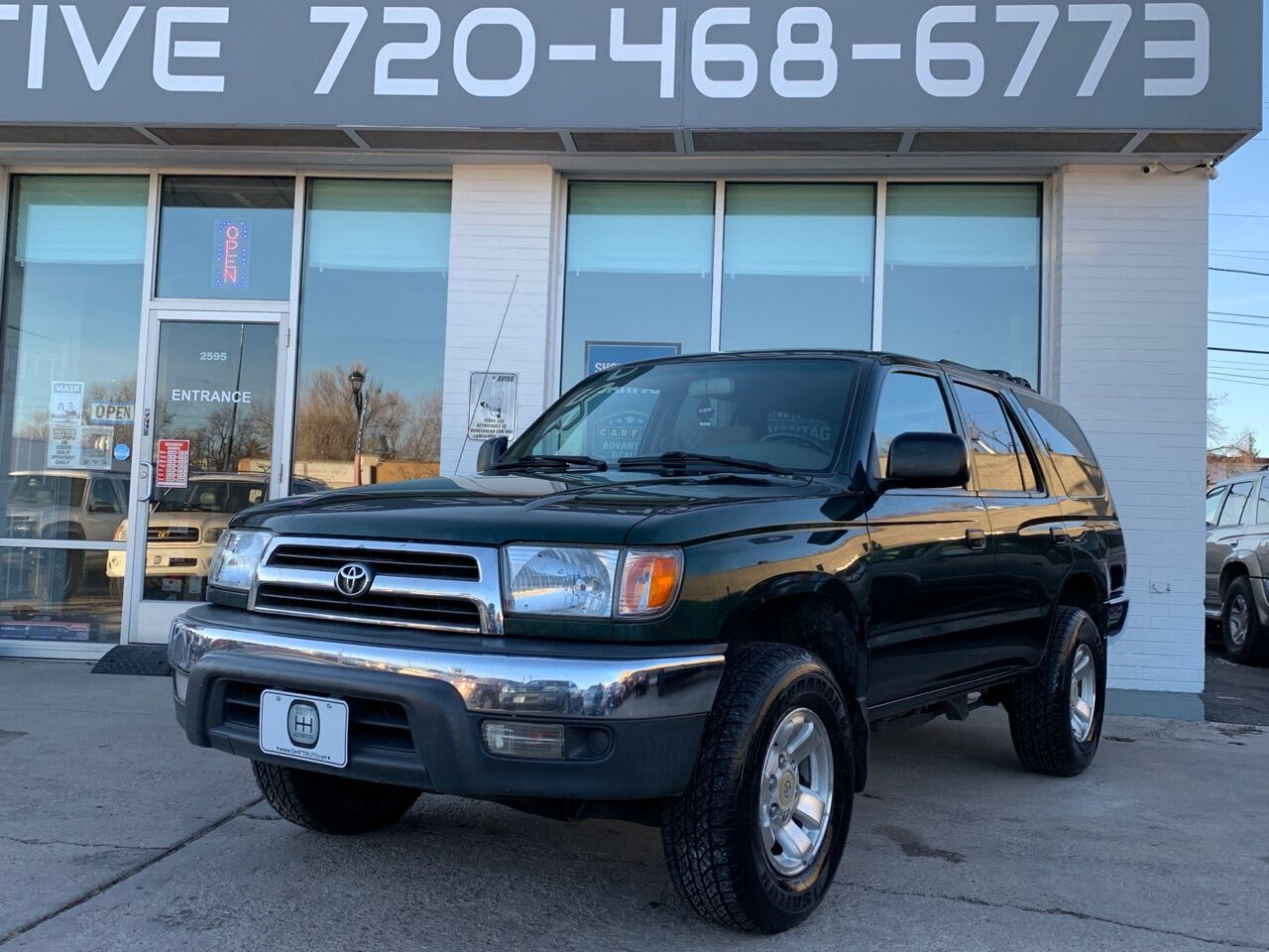 Used 1999 Toyota 4runner For Sale Carsforsale Com