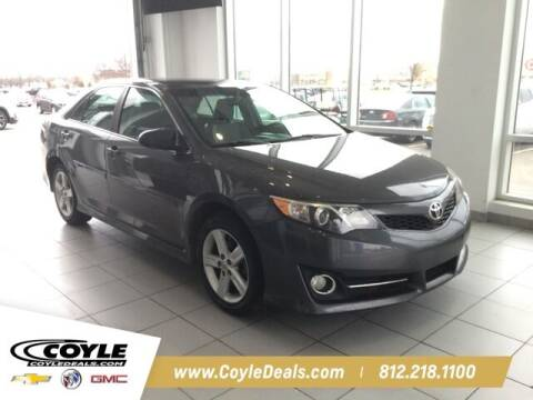 2014 Toyota Camry for sale at COYLE GM - COYLE NISSAN - Coyle Nissan in Clarksville IN