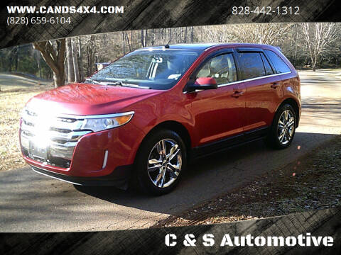 2012 Ford Edge for sale at C & S Automotive in Nebo NC