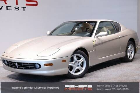 1999 Ferrari 456M for sale at Fishers Imports in Fishers IN