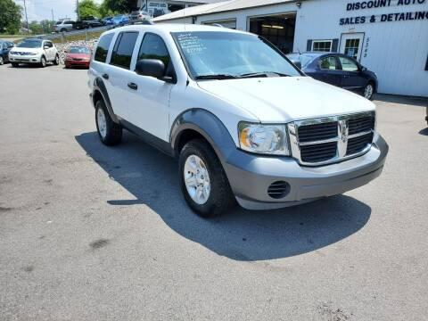 2007 Dodge Durango for sale at DISCOUNT AUTO SALES in Johnson City TN