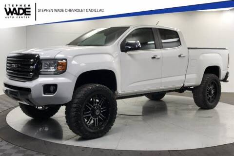 2016 GMC Canyon for sale at Stephen Wade Pre-Owned Supercenter in Saint George UT