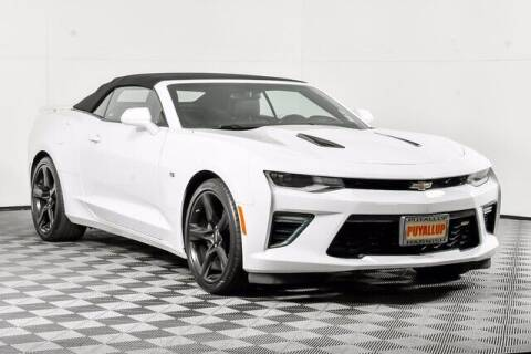 2016 Chevrolet Camaro for sale at Washington Auto Credit in Puyallup WA