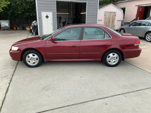 2001 Honda Accord for sale at Mike's Auto Sales of Charlotte in Charlotte NC