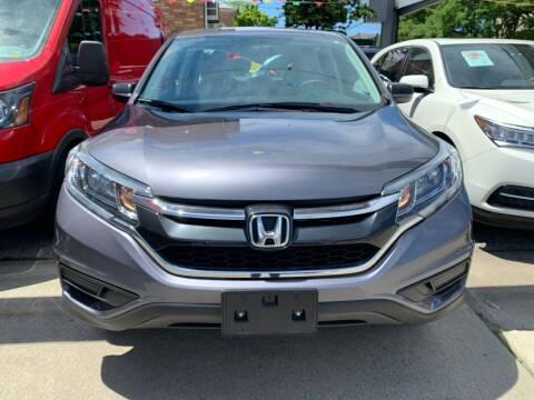 2016 Honda CR-V for sale at TJ AUTO in Brooklyn NY