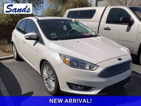 2017 Ford Focus for sale at Sands Chevrolet in Surprise AZ