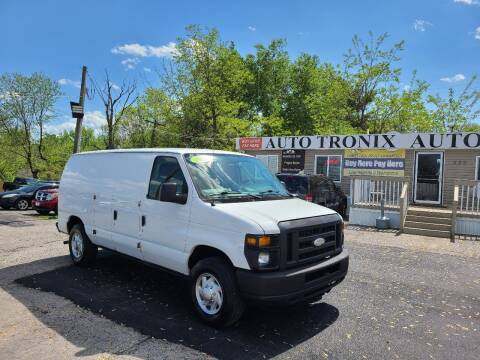 2012 Ford E-Series Cargo for sale at Auto Tronix in Lexington KY