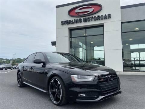 2014 Audi S4 for sale at Sterling Motorcar in Ephrata PA