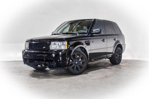 2009 Land Rover Range Rover Sport for sale at CarXoom in Marietta GA