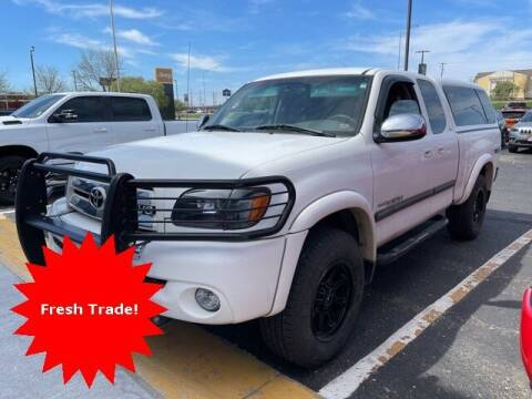 2003 Toyota Tundra for sale at MIDWAY CHRYSLER DODGE JEEP RAM in Kearney NE