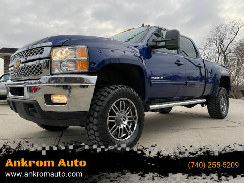 2014 Chevrolet Silverado 2500HD for sale at Ankrom Auto in Cambridge OH