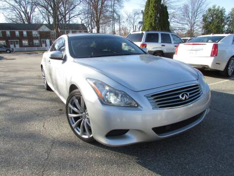 2008 Infiniti G37 for sale at K & S Motors Corp in Linden NJ