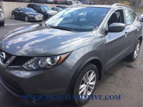 2017 Nissan Rogue Sport for sale at J & M Automotive in Naugatuck CT