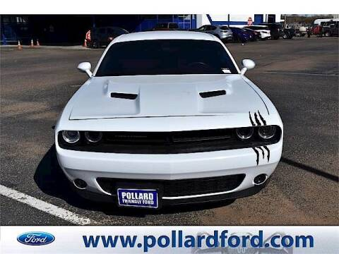 2019 Dodge Challenger for sale at South Plains Autoplex by RANDY BUCHANAN in Lubbock TX