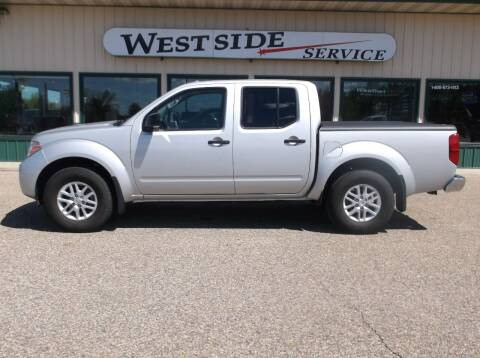 2018 Nissan Frontier for sale at West Side Service in Auburndale WI