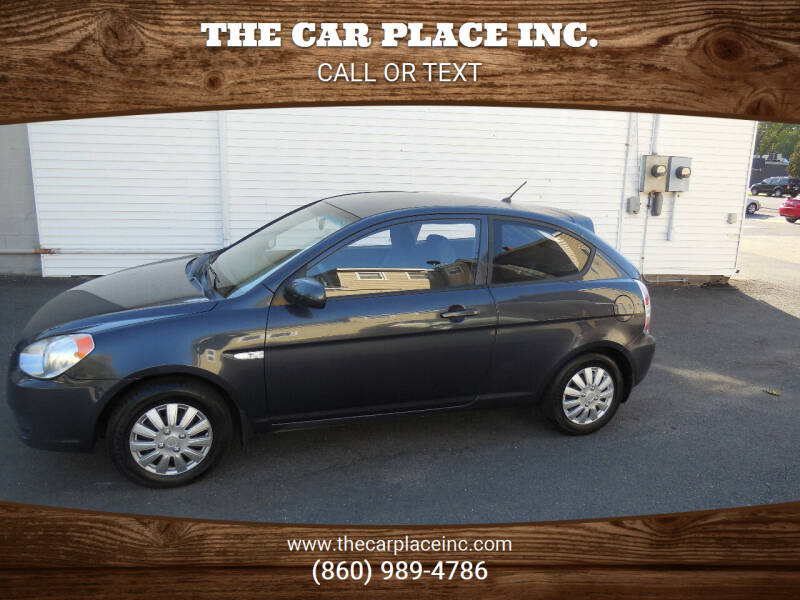 2010 Hyundai Accent for sale in Somersville, CT