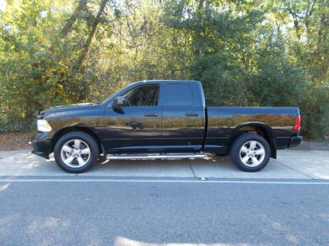 2014 RAM Ram Pickup 1500 for sale at A & P Automotive in Montgomery AL