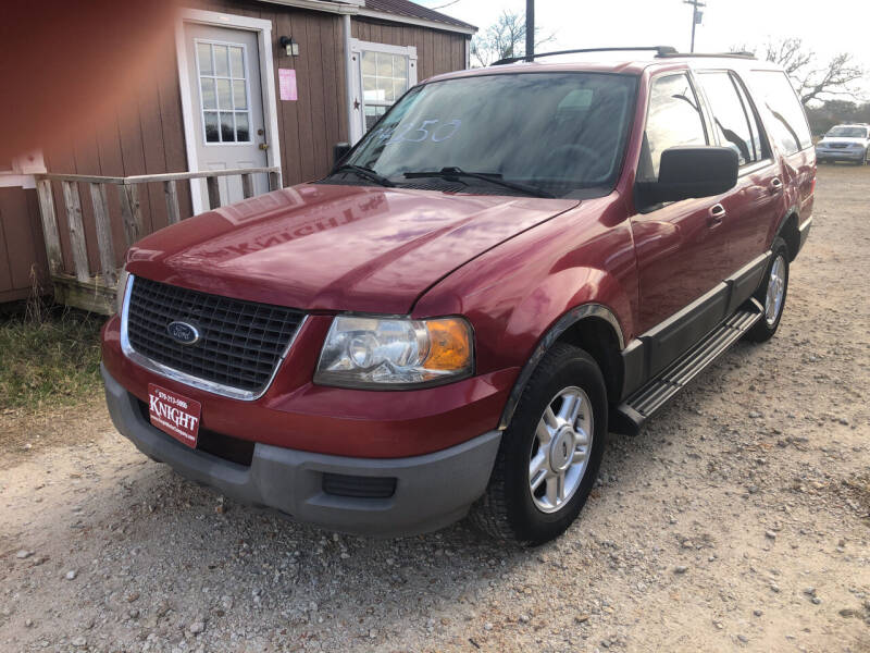 2004 Ford Expedition for sale at Knight Motor Company in Bryan TX