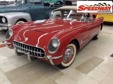 1955 Chevrolet Corvette for sale at SPEEDWAY AUTO MALL INC in Machesney Park IL