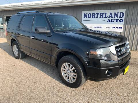 2012 Ford Expedition for sale at Northland Auto in Humboldt IA