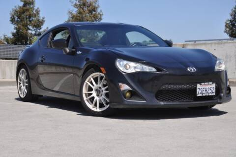 2013 Scion FR-S for sale at AMC Auto Sales Inc in San Jose CA