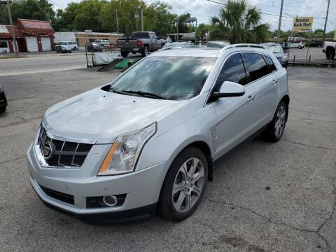 2012 Cadillac SRX for sale at Castle Used Cars in Jacksonville FL